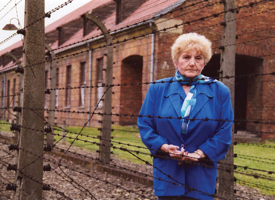"Auschwitz survivor Eva Kor will speak about medical ethics at noon Tuesday. A screening of the film ""Forgiving Dr. Mengele"" will be shown that evening. Photo: Courtesy Photo, First Run Features"