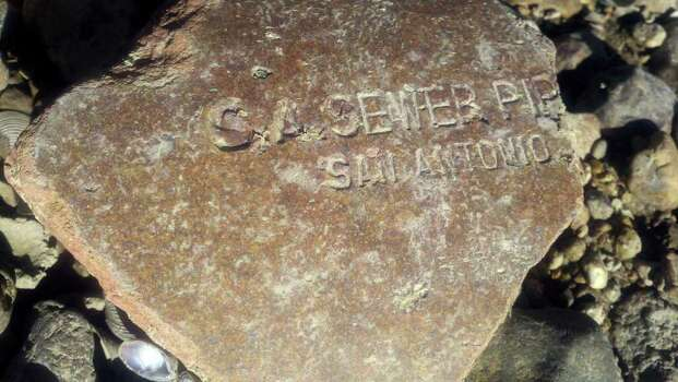 The Saspamco Paddling Trail is named after the small community of Saspamco, which was named after the now-closed San Antonio Sewer Pipe Manufacturing Co.   Remains of the clay pipes it manufactured can still be found on the river's banks. Photo: Colin McDonald / Cmcdonald@express-news.net