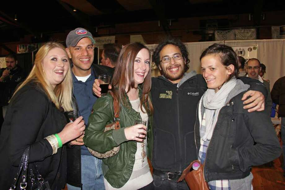 Were you Seen at the Albany Fall Craft Beer Festival at the Washington Avenue Armory on Saturday, November 5, 2011? Photo: Brian Tromans