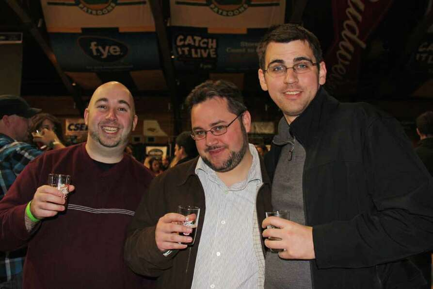 Were you Seen at the Albany Fall Craft Beer Festival at the Washington Avenue Armory on Saturday, No