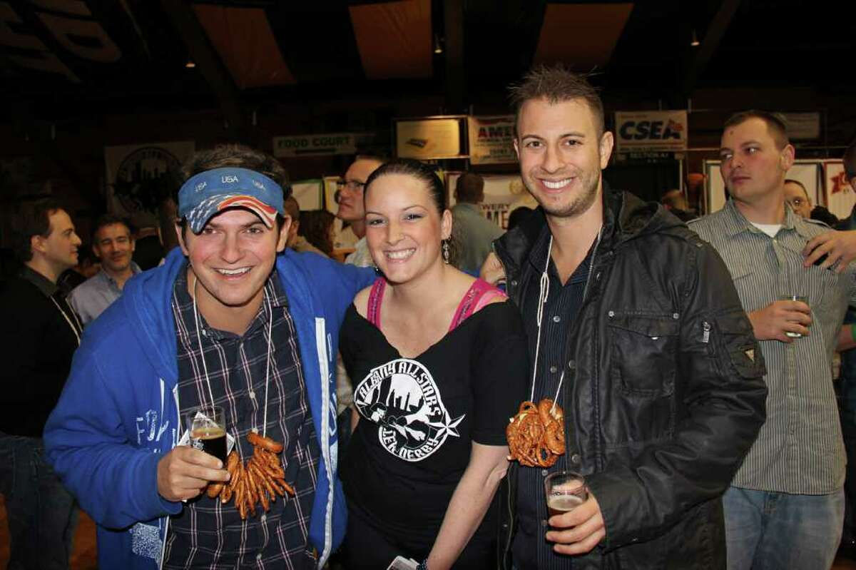 Were you Seen at the Albany Fall Craft Beer Festival at the Washington Avenue Armory on Saturday, November 5, 2011?