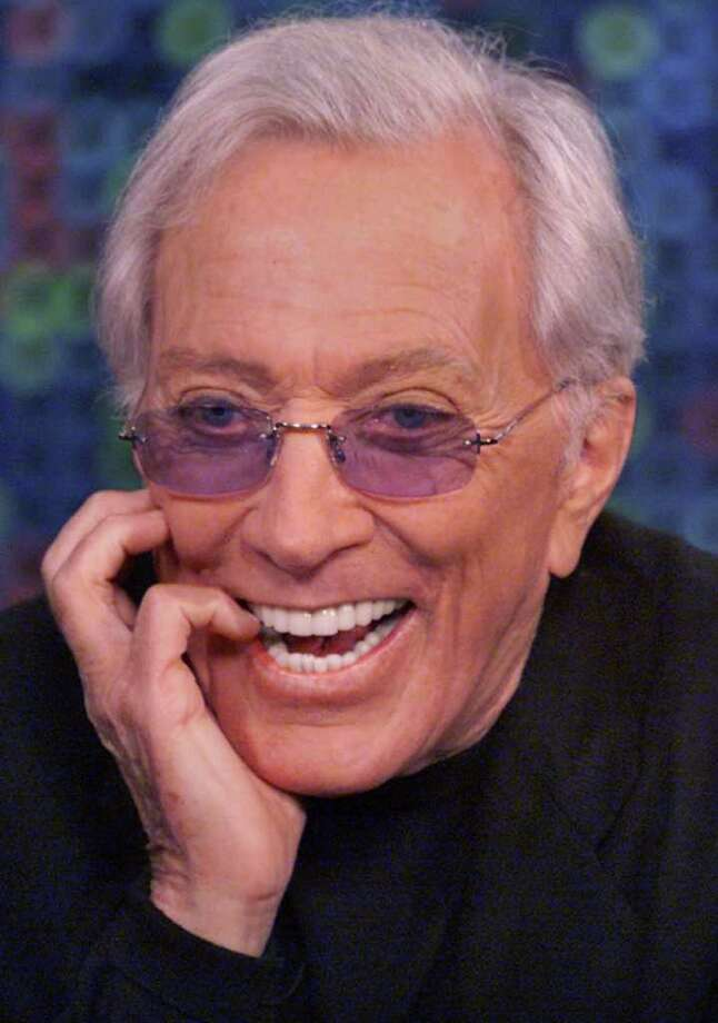 "Singer Andy Williams is shown during the taping of an interview with Larry King, Feb. 23, 2004, in Los Angeles, for the CNN program ""Larry King Live."" In the interview, to be telecast April 26, 2004, Williams discussed his upcoming performances with Actress/singer Ann-Margaret at his Moon River Theatre in Branson, Mo., as well as their long careers. (AP Photo/CNN, Rose M. Prouser) Photo: ROSE M. PROUSER / CNN"