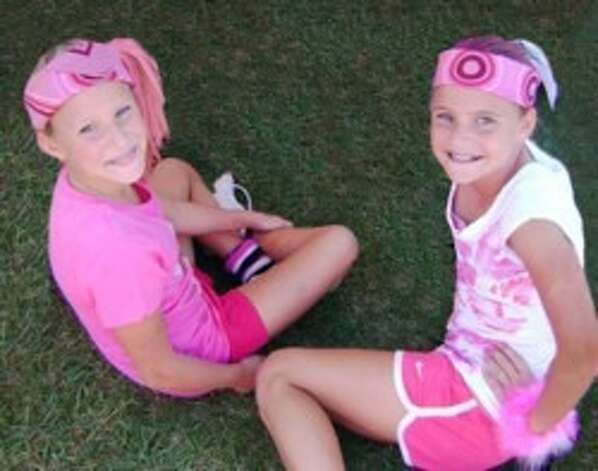 Cristin Jeanell Grubbs, 12, and Katie Michelle Grubbs, 11 of Nederland were killed Nov. 6, 2010 in a wreck in Orange County. Photo courtesy of Facebook Photo: Courtesy Of Facebook