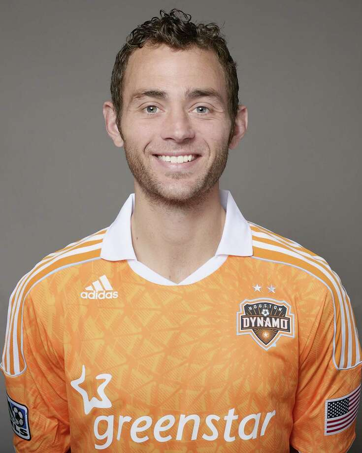 Brad Davis Houston Dynamo  2011 MLS photo