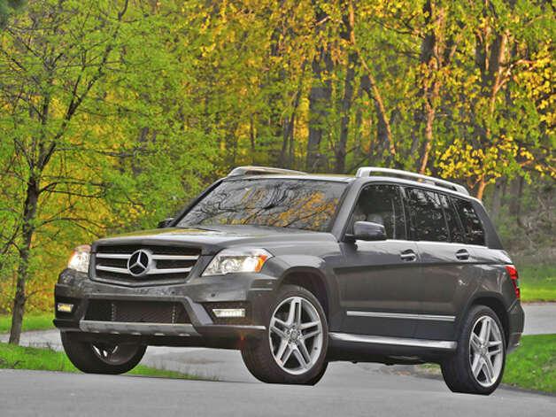 classy compact 2012 mercedes benz glk350 times union. Black Bedroom Furniture Sets. Home Design Ideas