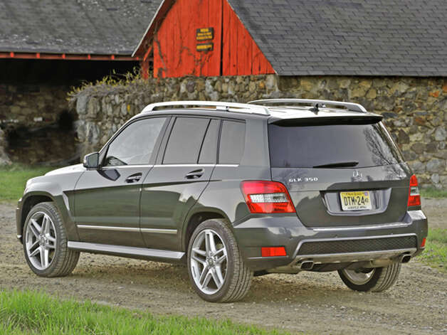2012 Mercedes-Benz GLK350 (photo courtesy Mercedes-Benz) Photo: MBUSA / © 2010 Mercedes-Benz USA