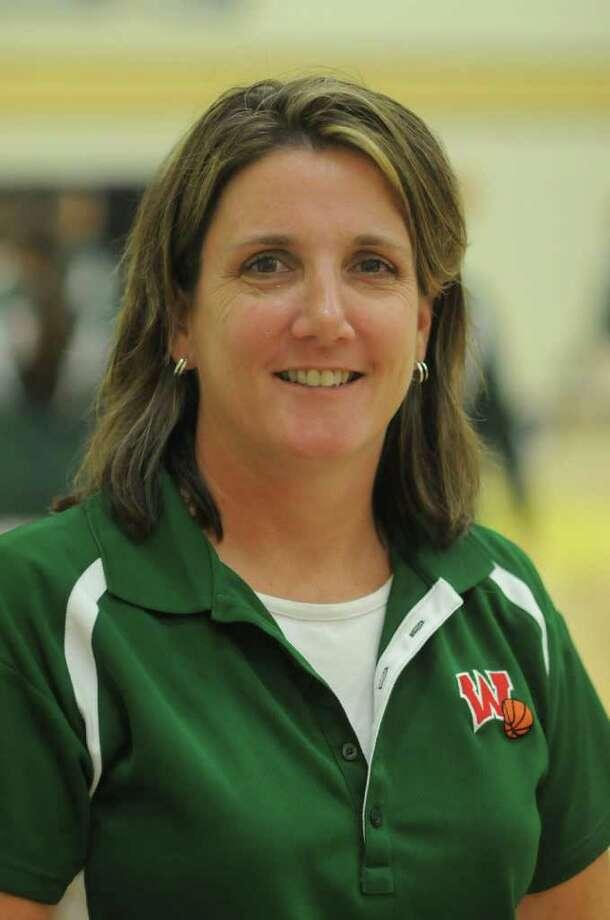 The Woodlands head coach Dana Bruton Photo: Jerry Baker / Freelance