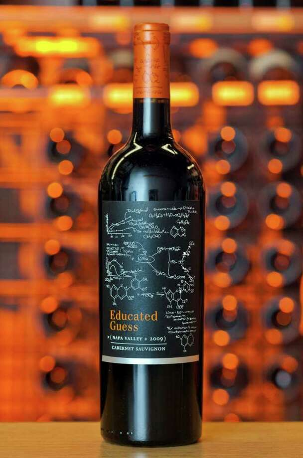 CRAIG H. HARTLEY TOP TIER: 2009 Educated Guess Cabernet Sauvignon Photo: Craig Hartley / Copyright: Craig H. Hartley