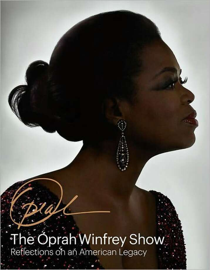 Cover for new coffee table book, The Oprah Winfrey Show: Reflections on an American Legacy. Photo: Xx