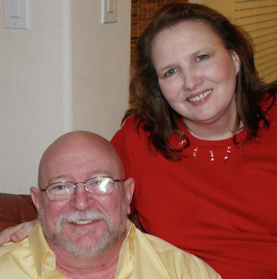 COURTESY THE HONZELLS HOLIDAY CELEBRATION: Diane and Rob Honzell Sr. are pictured here at Christmas 2010.