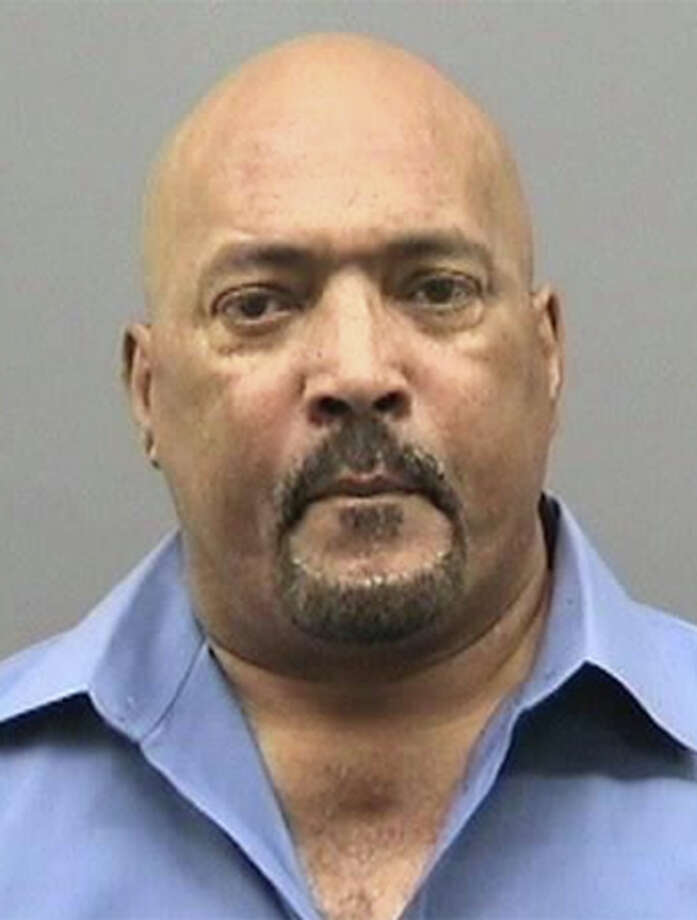 Silas Potter, Jr., pictured in a mugshot taken by Hillsborough County Sheriff's Office following Potter's arrest early Wednesday, Nov. 9, 2011.
