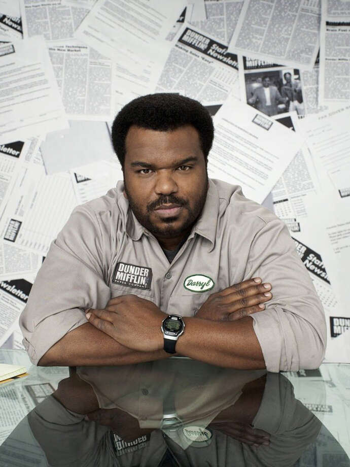 """Craig Robinson, best known as Darryl on NBC's """"The Office,"""" performs at Foxwoods Casino on Saturdany, Nov. 19. Photo: Contributed Photo"""