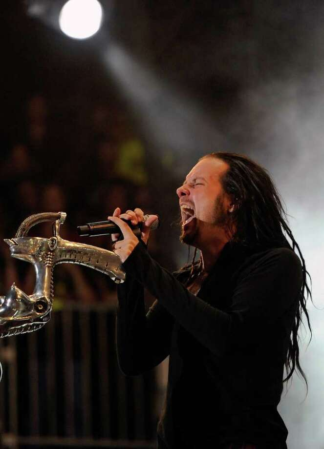 Korn  Photo: Ethan Miller, Getty / 2011 Getty Images