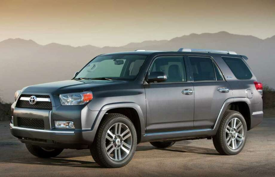 The Limited is the top model of the 2012 Toyota 4Runner. It has such standard amenities as leather seats and an in-dash navigation system. COURTESY OF TOYOTA MOTOR SALES U.S.A. Photo: Toyota Motor Sales U.S.A., COURTESY OF TOYOTA MOTOR SALES U.S.A.
