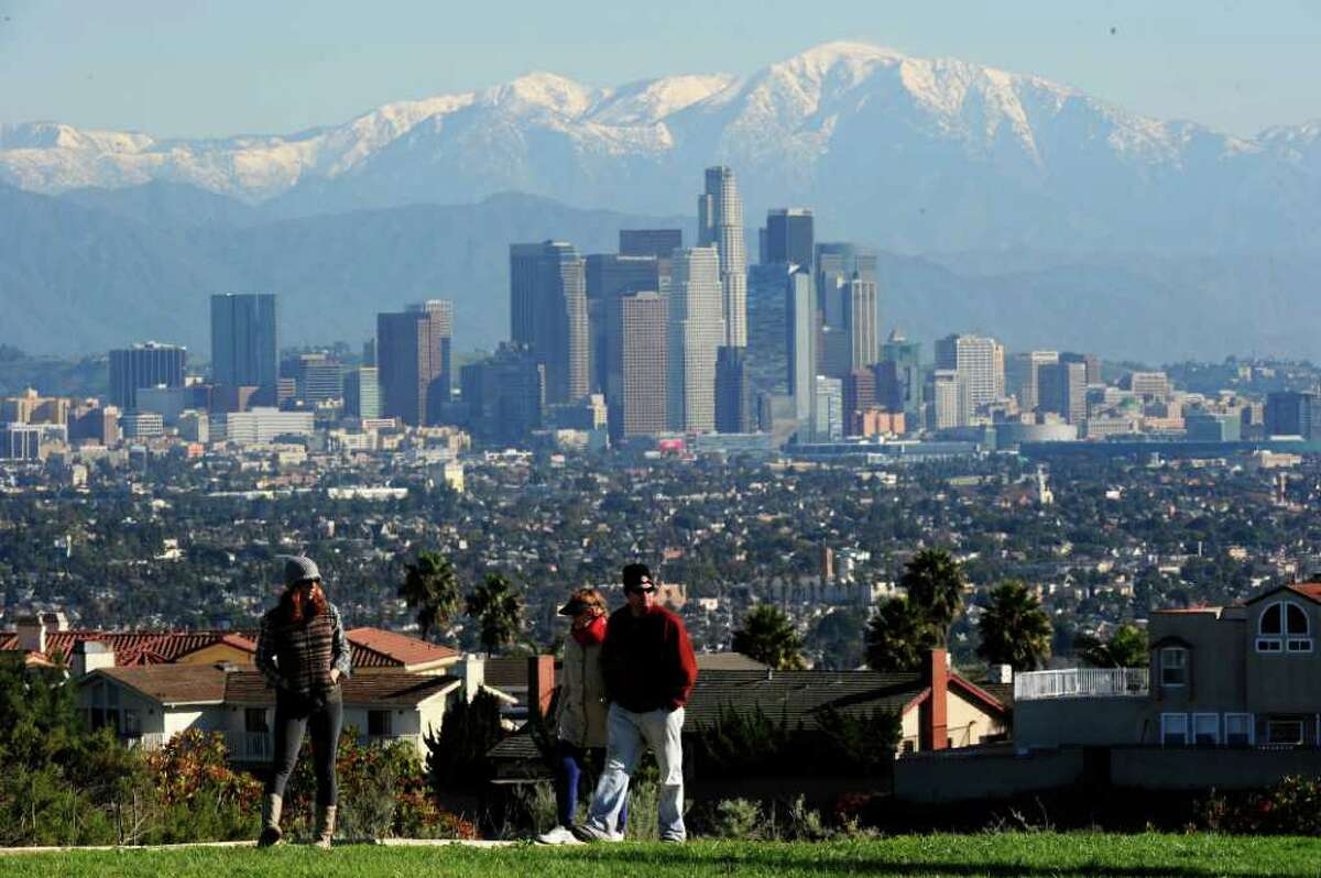 7. Los Angeles: -1.3 percent net absorption as percent of inventory in 2012, with a vacancy rate of 17.8 percent and a 0.9 percent increase in rent from 2011.