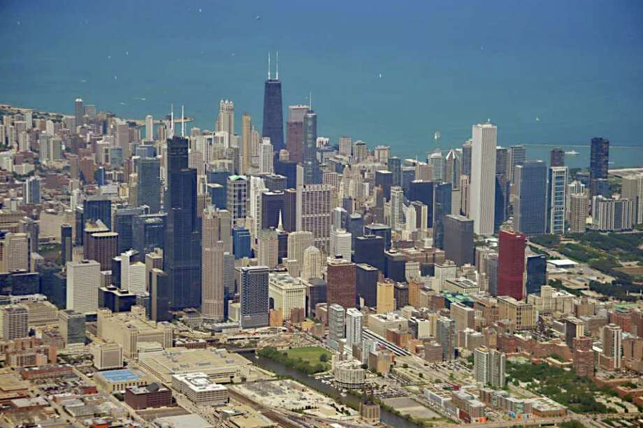"21. Chicago had a rating of 5.57 on a nine-point scale for commercial/multifamily  investment prospects in the 2012 ""Emerging Trends in Real Estate"" report  by the Urban Land Institute and PriceWaterhouseCoopers. The report rated 21 areas ""generally good."" Photo: KAREN BLEIER, AFP/Getty Images / 2011 AFP"