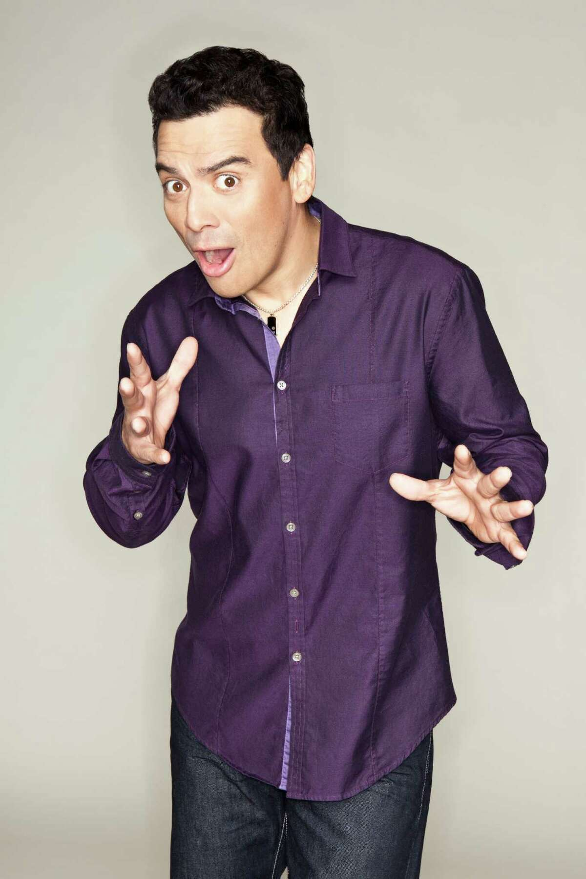 Stand-up comic Carlos Mencia recently lost weight because of concerns about his health.