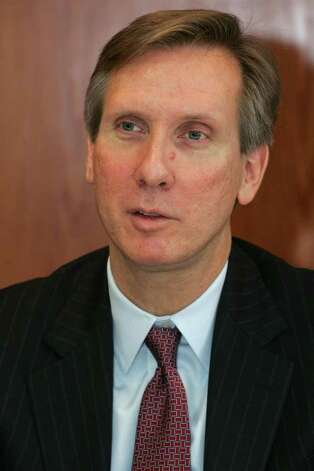 Greenwich Board of Education member Peter Sherr, shown here in 2009. Photo: File Photo, Greenwich Time File / Greenwich Time File Photo