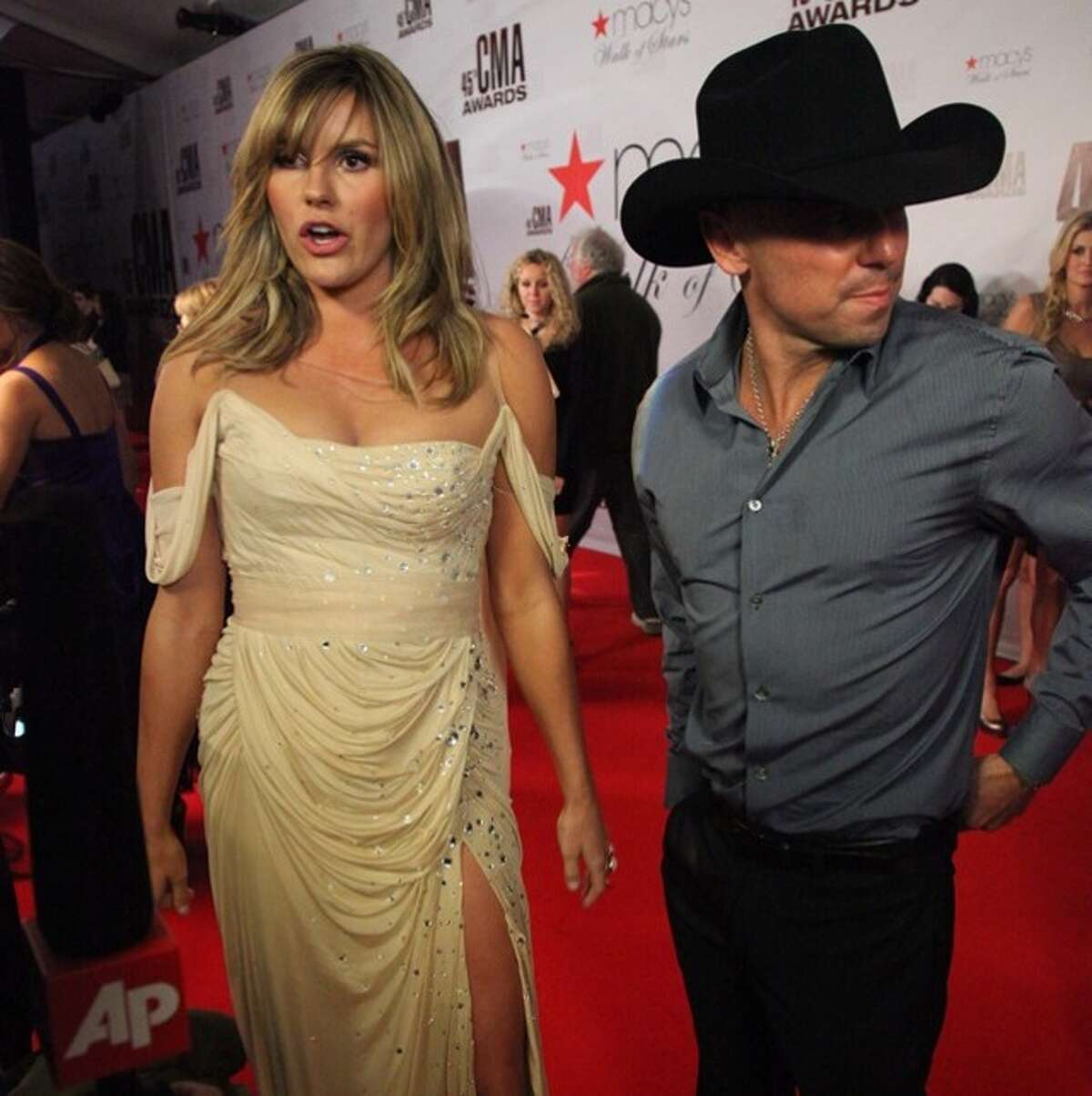 WORST: Grace Potter and Kenny Chesney