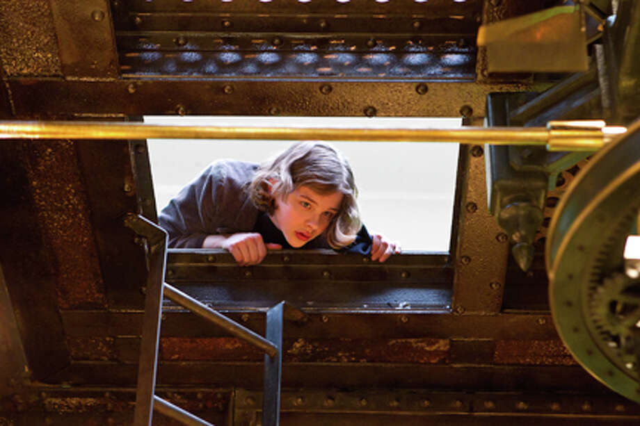 "Chloe Grace Moretz as Isabelle in ""Hugo."" Photo: Photo Credit: Jaap Buitendijk, Jaap Buitendijk / © 2011 GK Films.  All Rights Reserved."