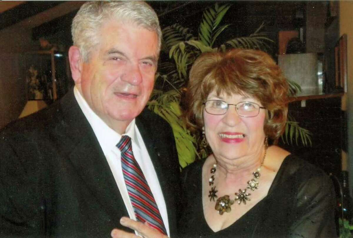 Mike and Lorraine Hurley of Newtown
