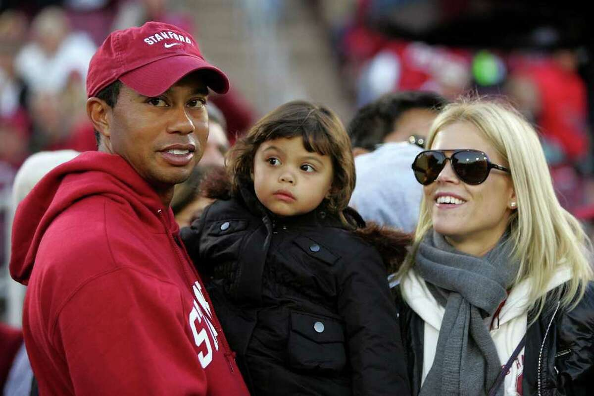 Tiger Woods In 2009, Tiger Woods was the world's greatest golfer and had a picture-perfect family, to boot. All of that came crashing down in November 2009, when allegations of infidelity began to emerge. After the initial story broke, over a dozen women came forward with claims of affairs with Woods, sharing incriminating voicemails and text messages that sparked a media frenzy. Sponsors dropped Woods left and right, and he was eventually forced to come clean about his indiscretions. All in all, Woods admitted to cheating with over 120 women over five years. He entered therapy and took a break from professional golf, and while Woods has returned to the game, his image may never recover.