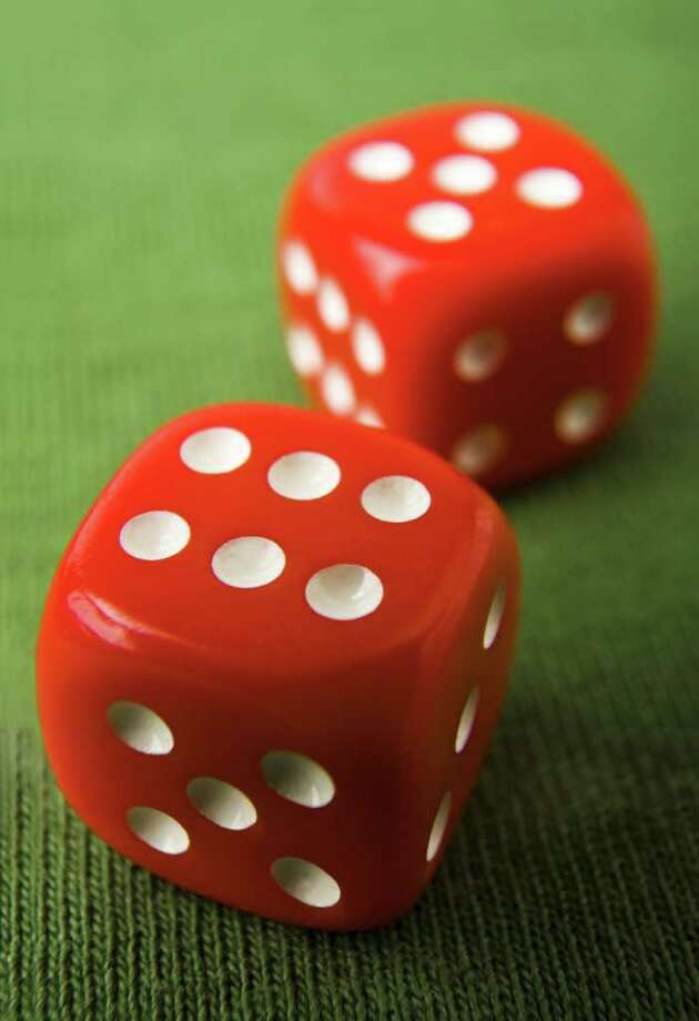 The number 11: on a pair of dice, in the spotlight, on a roulette wheel. Credit: Fotolia Photo: Fotolia
