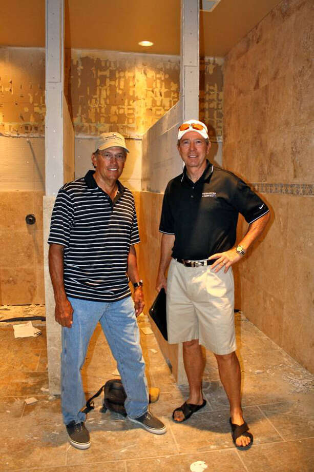 George Strait and Tom Cusick are the new owners of the renovated Resort at Tapatio Springs. Photo: COURTESY