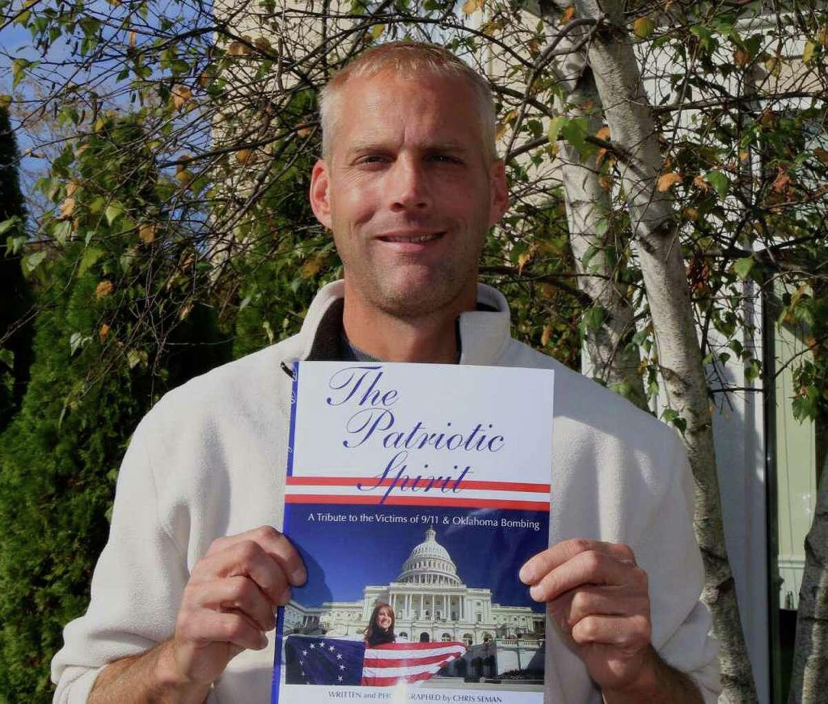 Chris Seman has self-published,
