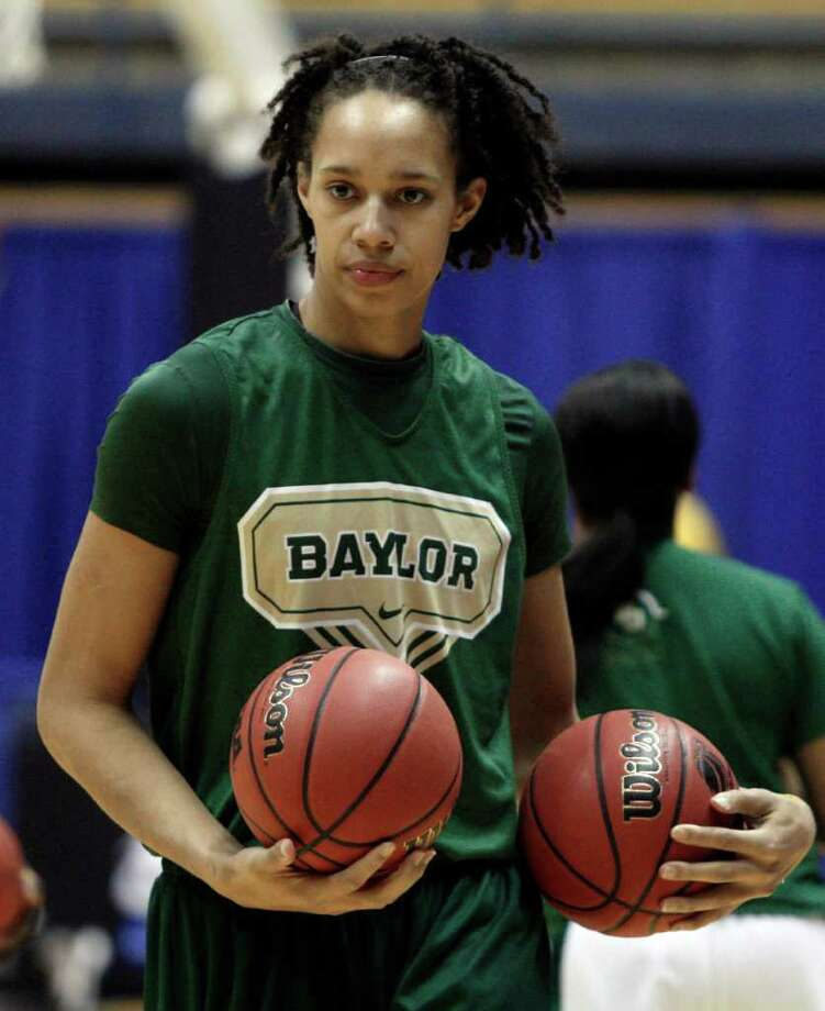 BIG FORCE: Brittney Griner hopes to lead Baylor to its ultimate goal this season - a national championship. Photo: Ben Margot / AP