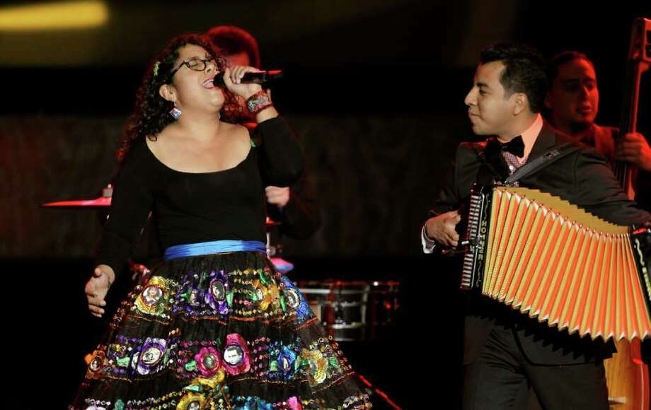 La Santa Cecilia Saturday, April 26 at 2:30 p.m. Bud Light World Music Stage Photo: Julie Jacobson / AP