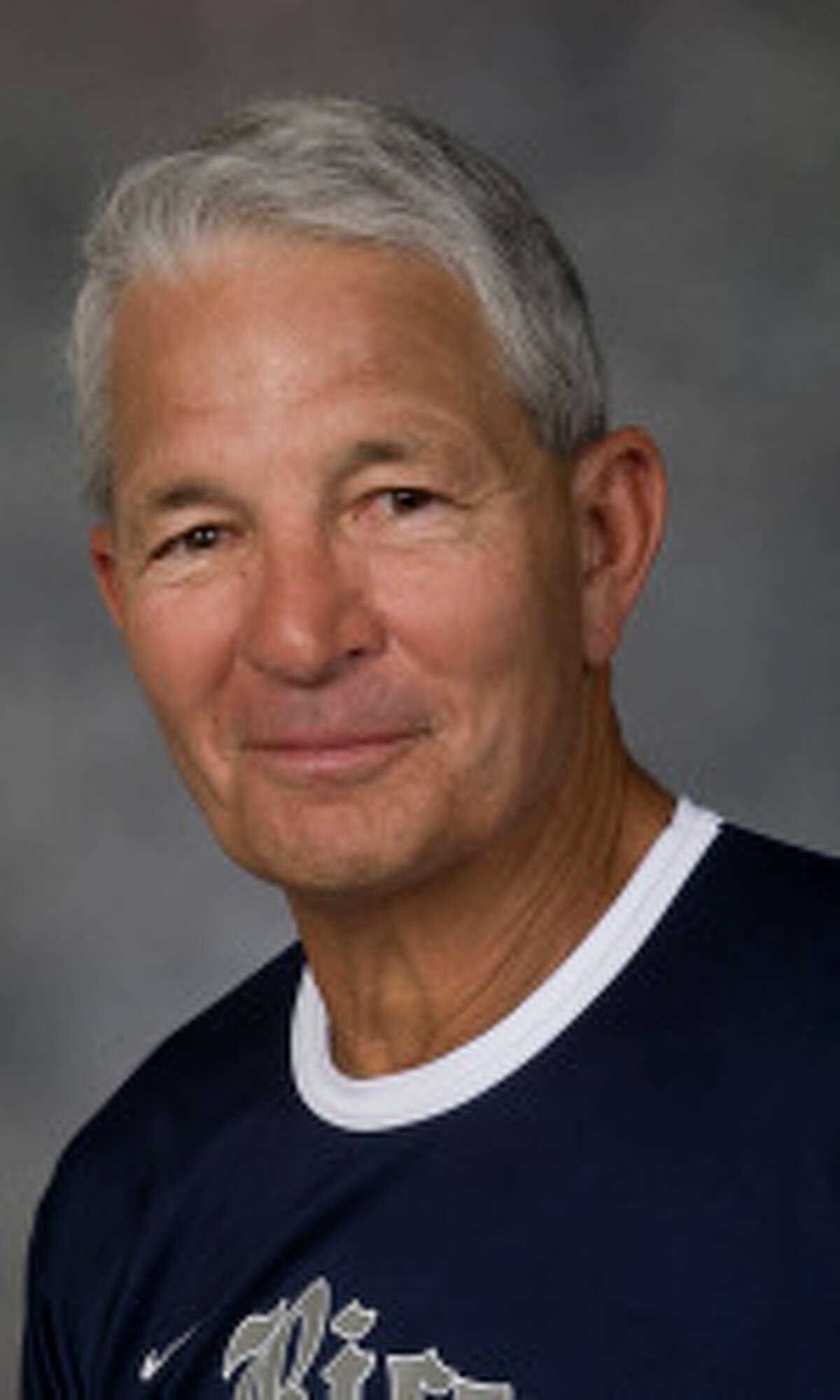 Ron Smarr Rice University tennis coach 2011 school photo