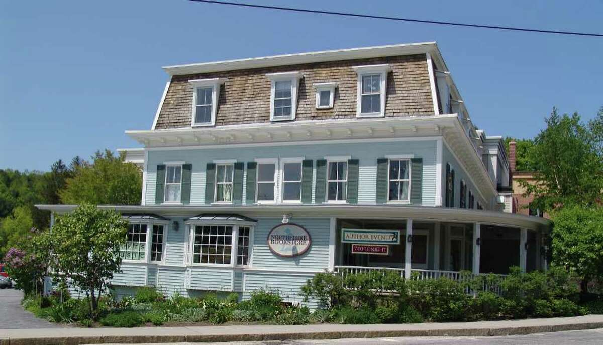3. Manchester, VT. Northshire Bookstore is another place you want to visit on your New England tour. Read more.