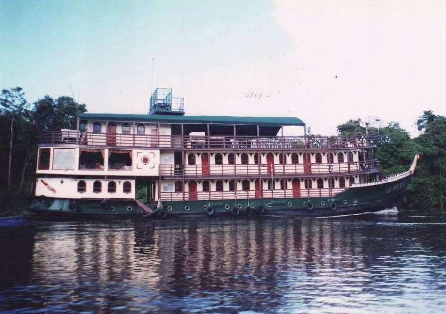 La Turmalina on the Amazon. Photo: Contributed Photo