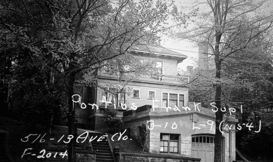 This property assessment photo from 1937 shows the Capitol Hill apartment where a young Barack Obama would live with his mother in 1961. The state archives has a 1930s photo of nearly every building in King County, and can make copies of the photos for about $20. People who visit their archive branch at Bellevue Community College can get information on their house or scan the image themselves with a portable scanner. Photo: Puget Sound Regional Branch Of The Washington State Archives