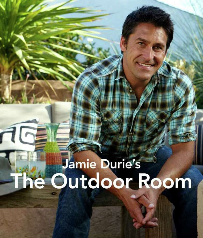 "In his latest book, ""Jamie Durie's The Outdoor Room,"" the author explains how to expand your living space by taking your interior style outside."