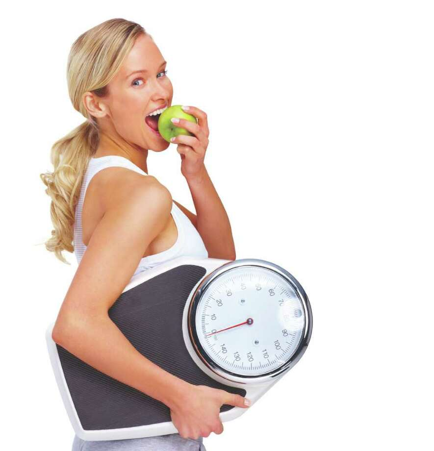 Fotolia.com Keeping weight off can be harder than losing it in the first place. / Yuri Arcurs - Fotolia