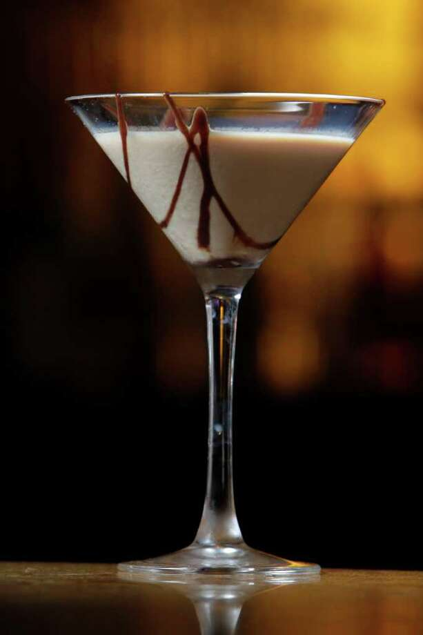"Adult Hot ChocolateMost of us love hot chocolate, but sometimes it feels a little silly to drink it since we became grown-ups. Fear not my fellow chocolate lovers, this recipe calls for Baileys Irish Cream and Frangelico making a ""kid drink"" into a worthy party beverage. Photo: Johnny Hanson, Houston Chronicle / © 2011 Houston Chronicle"