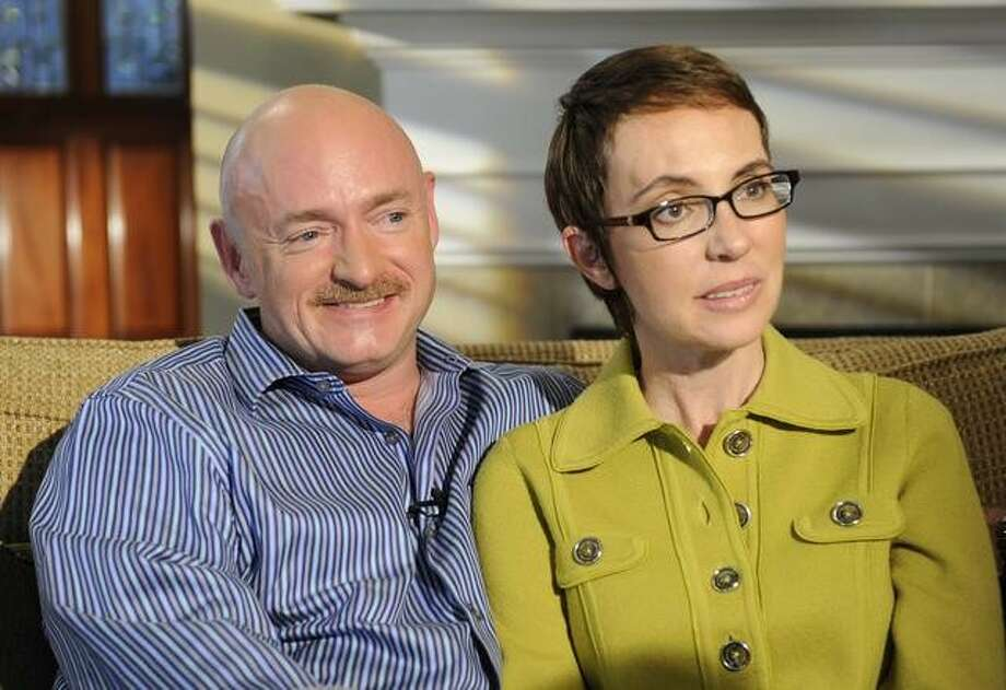 ABC NEWS - In a broadcast exclusive, Diane Sawyer chronicles Congresswoman Gabrielle Giffords' journey to recover from her near fatal injury, with her husband Mark Kelly by her side. NO ARCHIVE; NO RESALE. Photo: Ida Mae Astute / ©2011 American Broadcasting Companies, Inc.  For editiorial use only.  All rights reserved.