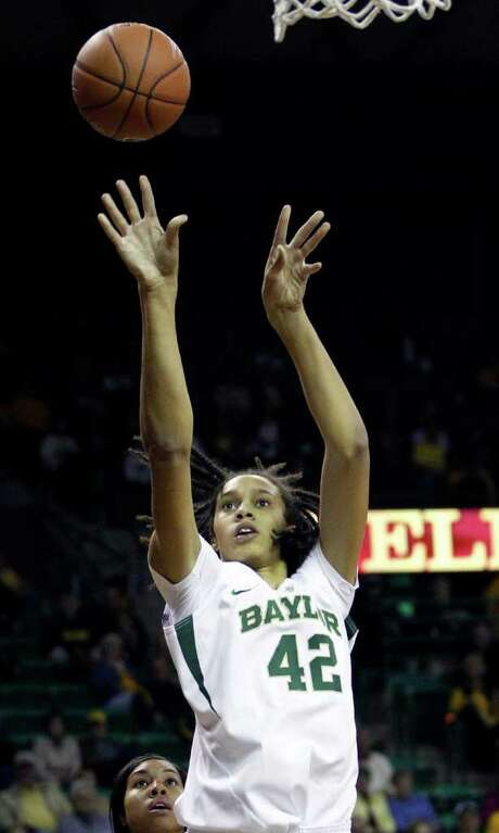 LM OTERO : AP OPEN LOOK: Brittney Griner led Baylor to a rout of Howard with her 22 points and 13 rebounds. Photo: LM Otero / AP