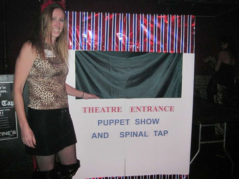 Were you Seen at the Spinal Tap tribute concert to benefit the Chris Ryan Art Scholarship on Friday, Nov. 11, at Valentine's in Albany? Photo: Sarah Hinman Ryan