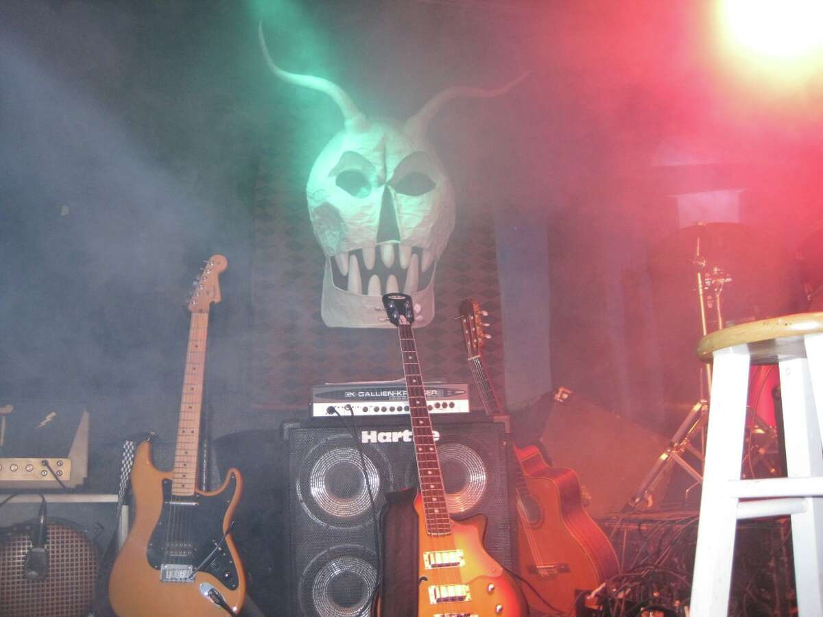 Were you Seen at the Spinal Tap tribute concert to benefit the Chris Ryan Art Scholarship on Friday, Nov. 11, at Valentine's in Albany?