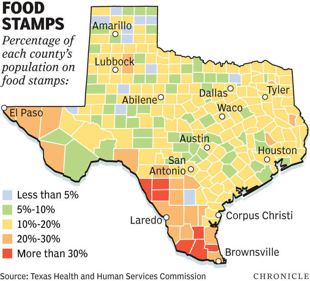 Dallas Fort Worth Food Stamps