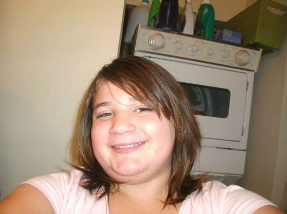 Mykala Ross, 13, died Saturday in a Newton County wreck. Photo: Courtesy Of MySpace