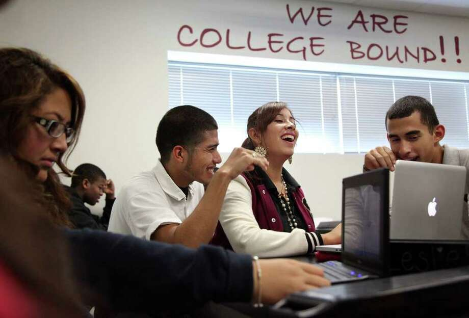 Houston is the birthplace of KIPP Academy. Photo: Mayra Beltran, Houston Chronicle / © 2011 Houston Chronicle