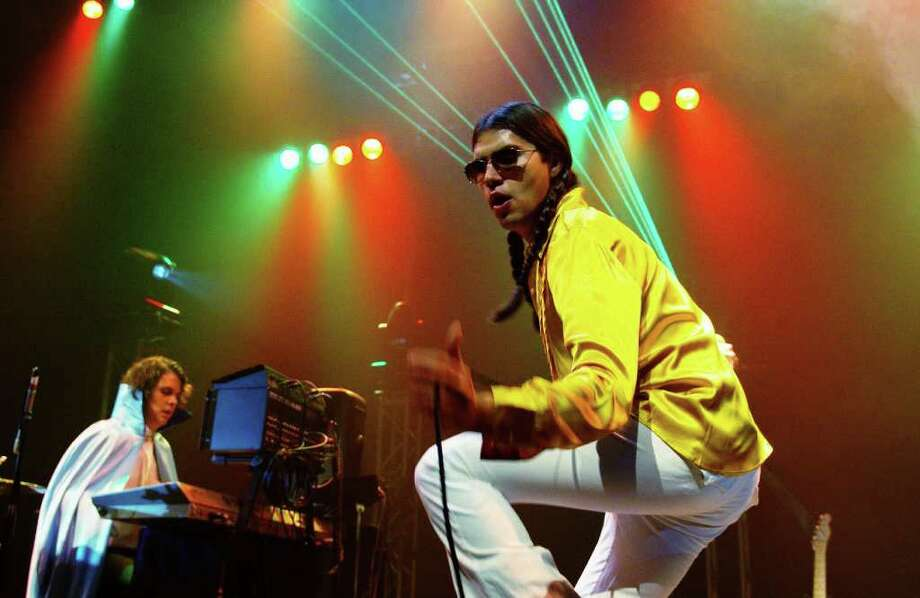 210SA -- Ghostland Observatory will perform at Austin City Limits. (COURTESY)