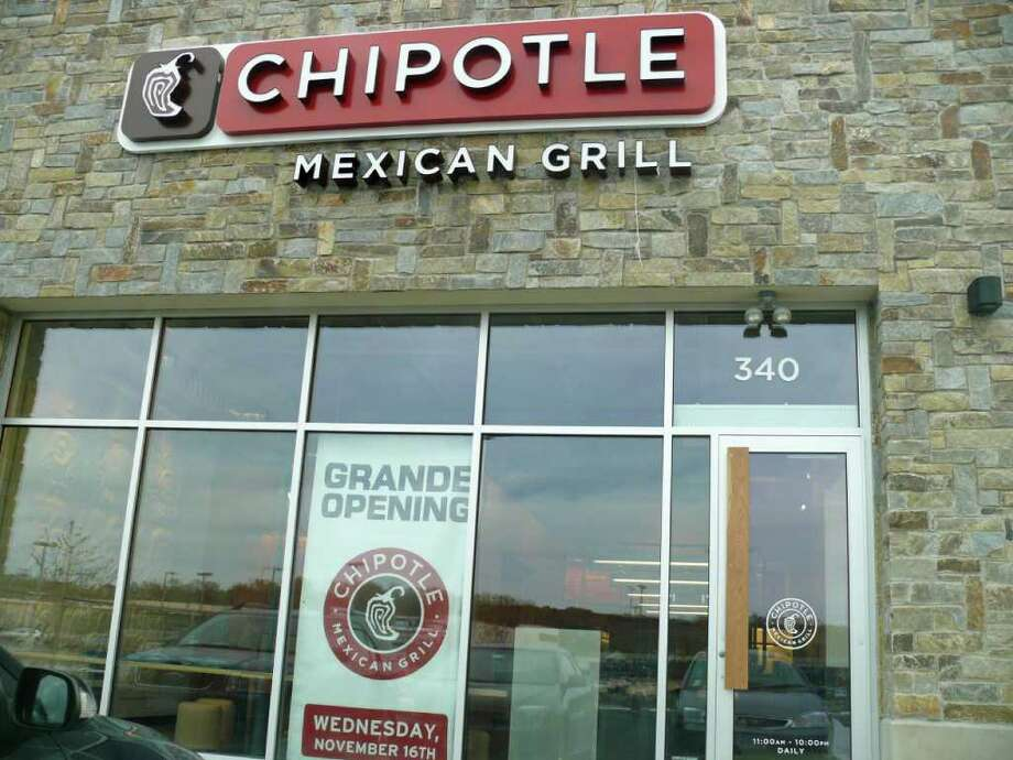 Another national outlet, Chipotle Mexican Grill, is opening in the Kings Crossing Shopping Center. Photo: Genevieve Reilly / Fairfield Citizen