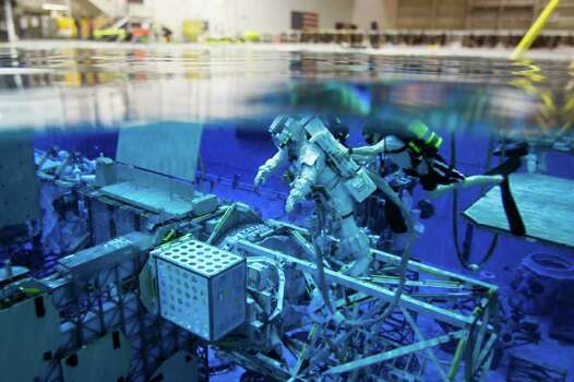 NASA rents out 200-foot-long pool to oil firm - Houston ...