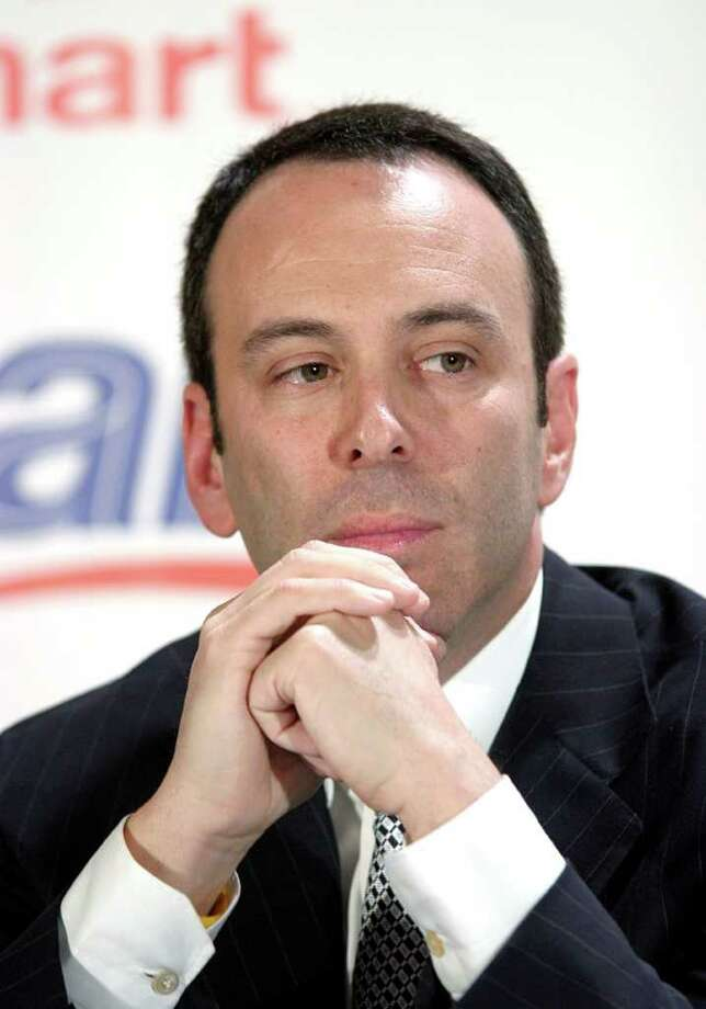 Greenwich resident Edward S. Lampert, chairman of Sears Holding Corp. With $3.1 billion, he is the 125th richest man in America and 367th richest in the world. Photo: Cale Merege, ST