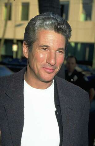1999: Richard Gere Photo: Getty Images / Getty Images North America